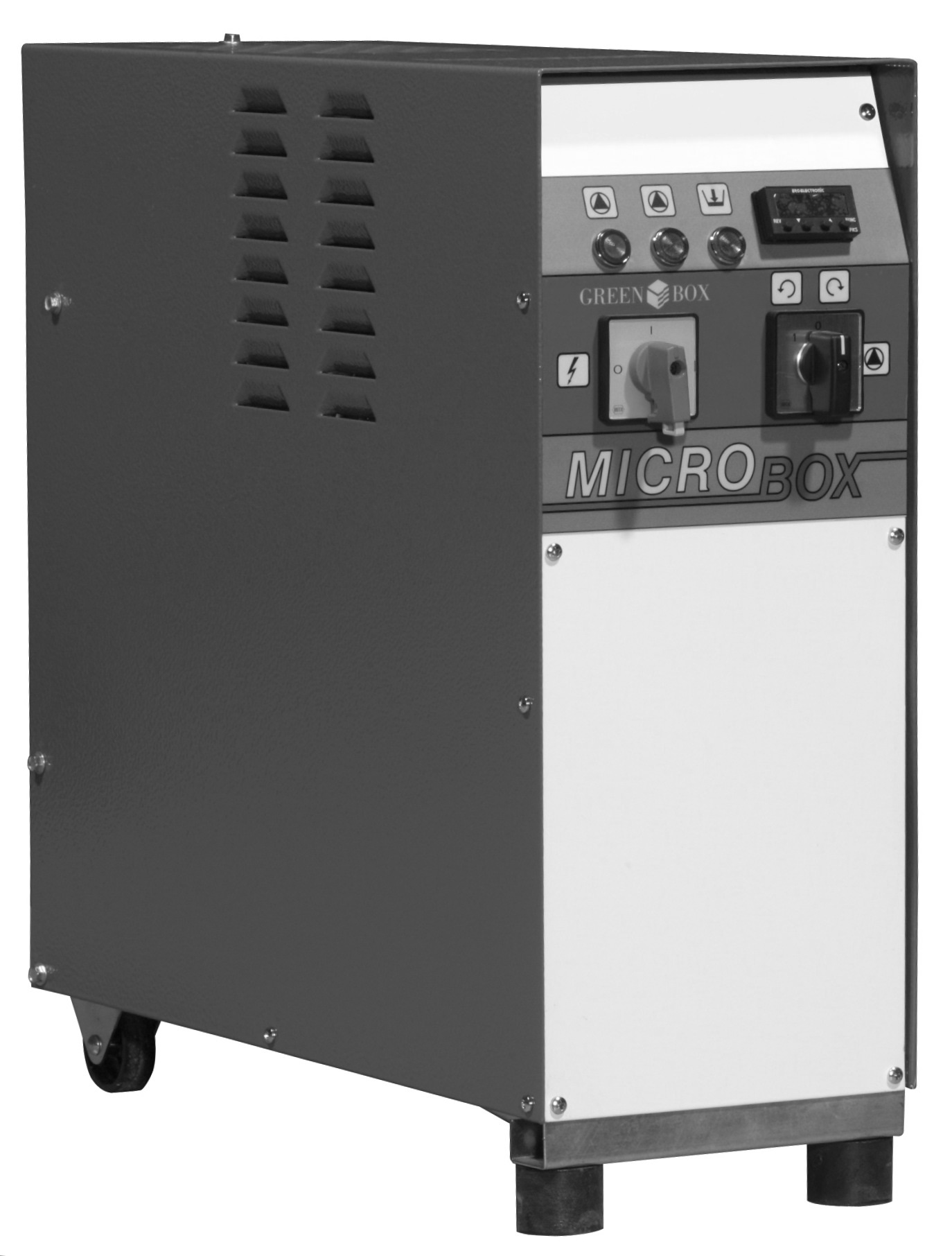 Temperature controller MICROBOX IBC Chillers #BA9A11